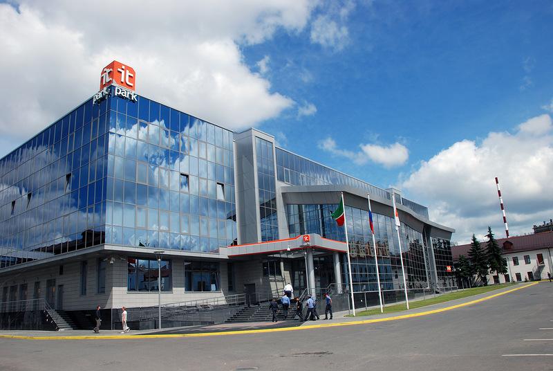 Казанский IT-Парк в поисках талантливых резидентов.